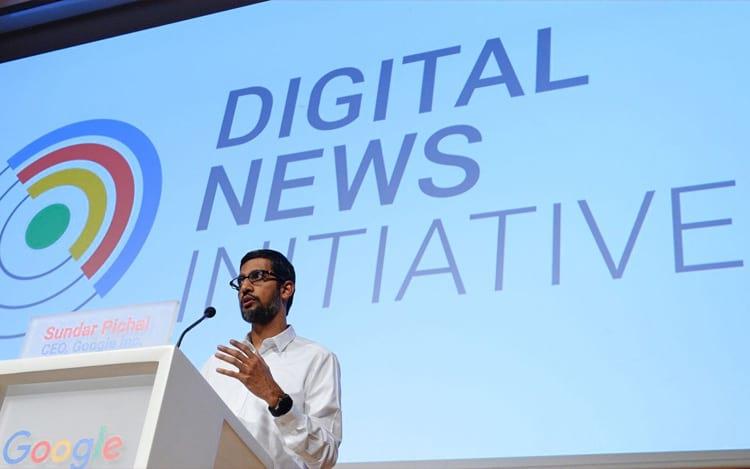 Google quer investir US$ 300 milhões em projeto jornalístico para combater as fake news