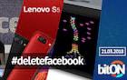 bitON 21/03 - Facebook vazou dados pessoais / Três novos smartphones da Lenovo / Atari portátil