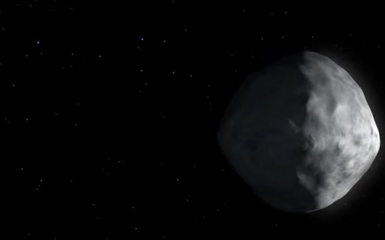 NASA trabalha para impedir que asteroide colida com a Terra em 2135.