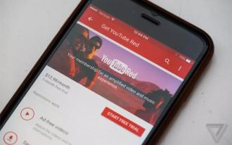 YouTube Red (foto: The Verge)