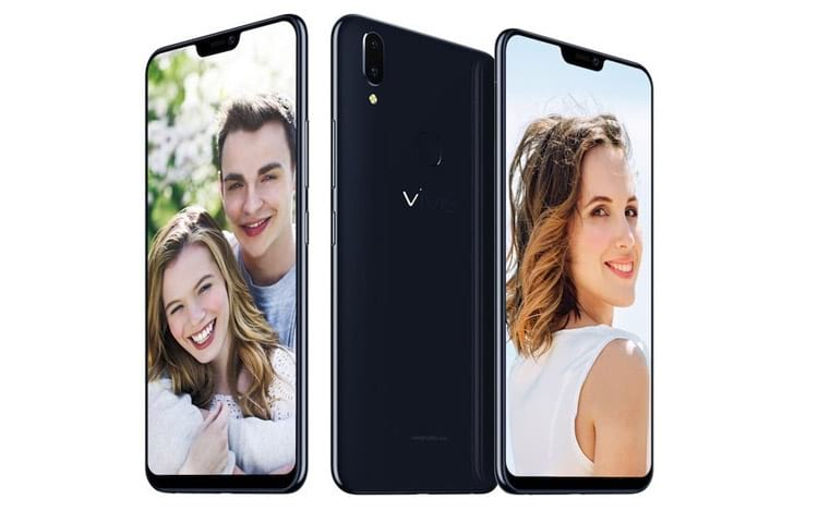 Chinesa Vivo revela V9 com notch e câmera inteligente de 24 MP
