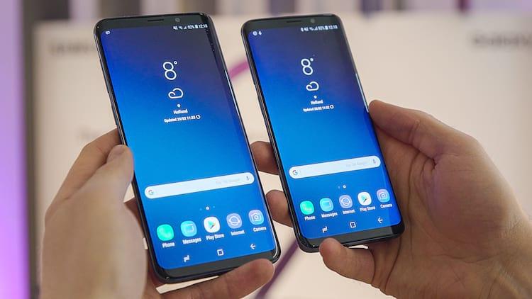 Samsung faz pronunciamento sobre problemas nas telas do novos Galaxy.