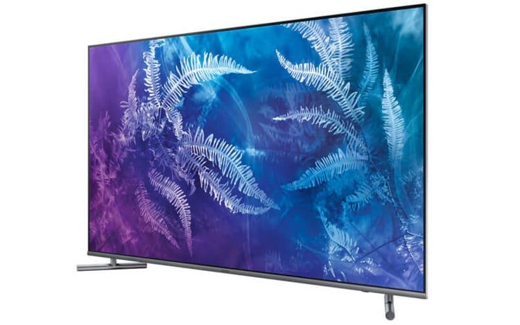 Nova televisão de entrada da linha QLED LG