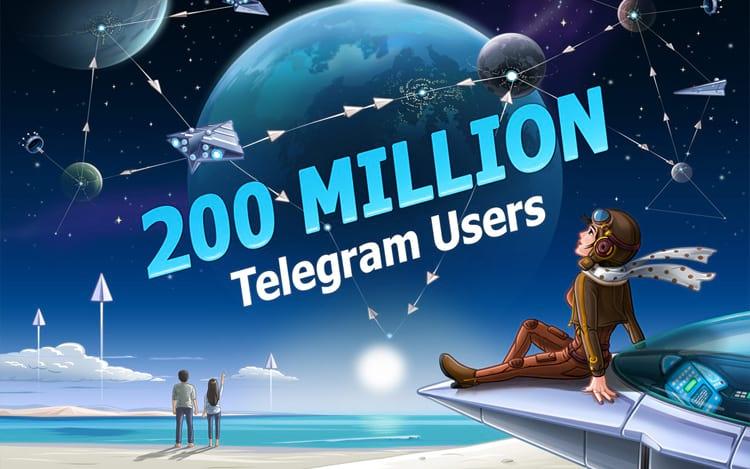 200 milhões de usuários.