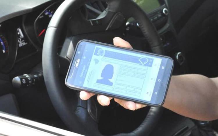 Motoristas de São Paulo já podem usufruir da Carteira Digital