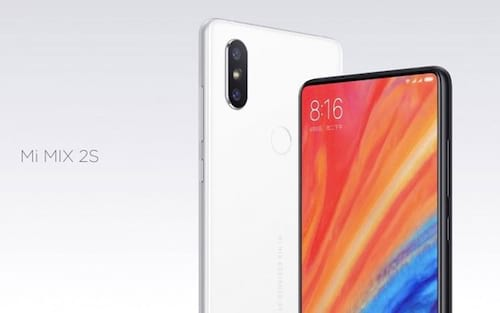 Xiaomi Mi Mix 2S é anunciado com Snapdragon 845 e com mesmo design do seu antecessor