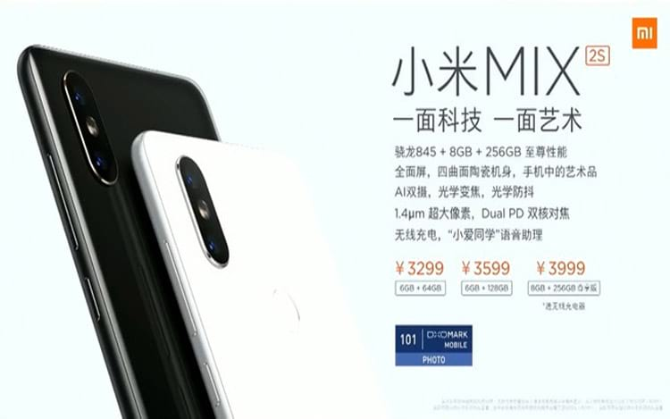 Preços dos dispositivos