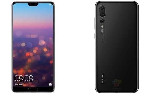 Huawei lança P20 e P20 Pro com câmera melhor que iPhone X e S9+