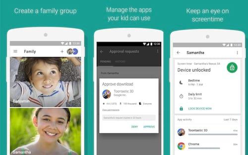 Google libera no Brasil app para pais controlarem o que as crianças fazem no smartphone