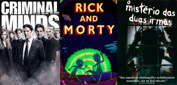 Títulos que serão removidos da Netflix em abril de 2018 - 1ª quinzena