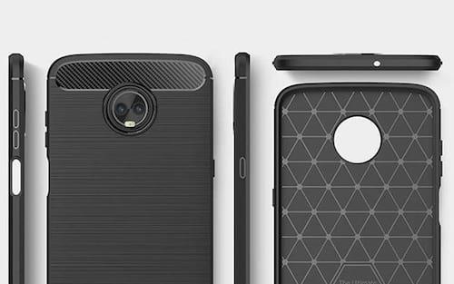 Moto Z3 Play surge em renderização com belo visual