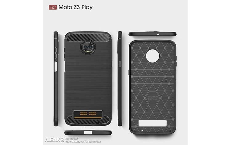 Possível Moto Z3 Play