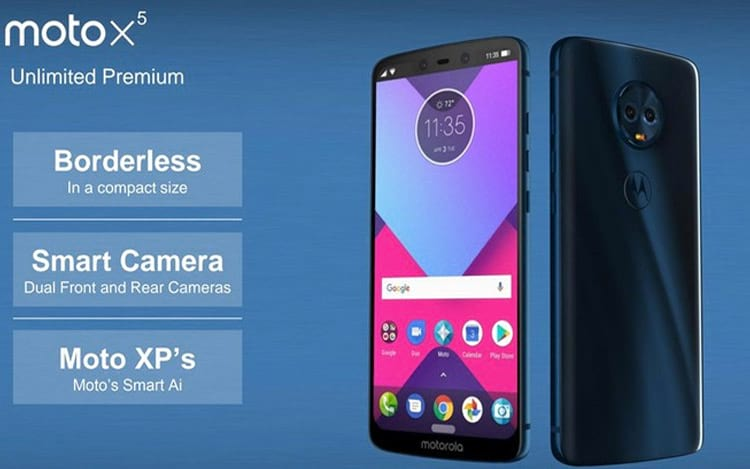 Renders do Moto Z3 Play mostram totalmente o equipamento