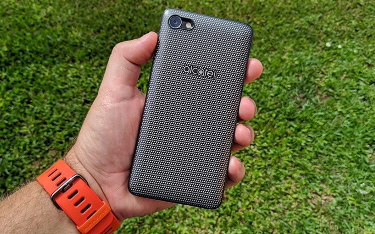 Review Alcatel A5 Max Led Edition