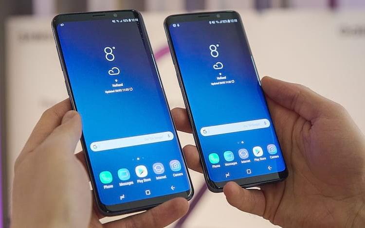 1f64731a9 Vivo inicia a pré-venda do Galaxy S9 no Brasil.