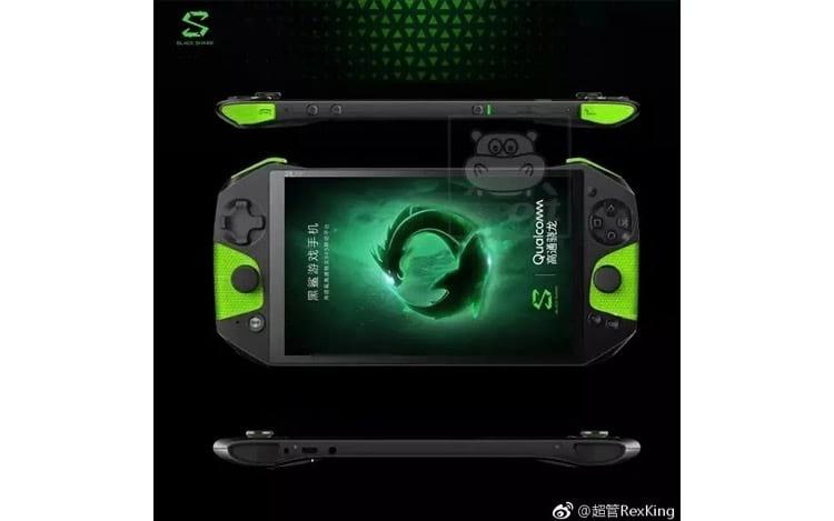 Smartphone desenvolvido especialmente para o público gamer