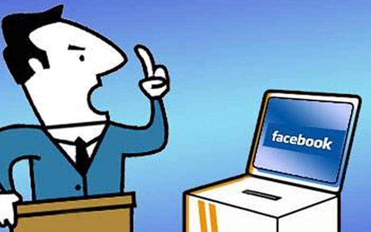 Campanhas eleitorais de 2018 serão checadas na rede social