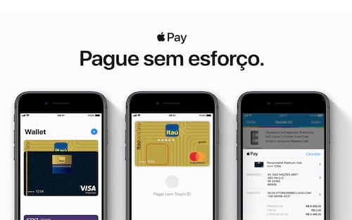 Apple Pay: sistema de pagamento móvel chega ao Brasil