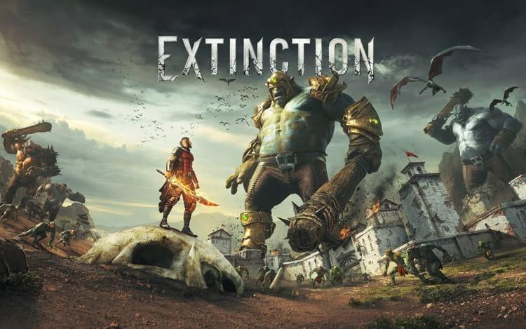 Requisitos mínimos para jogar Extinction no PC
