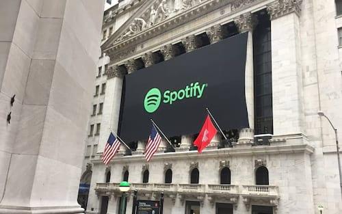 Spotify estreou na Bolsa de Valores com valor de mercado em US$ 24 bilhões