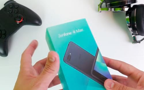 Zenfone 4 Max - Unboxing