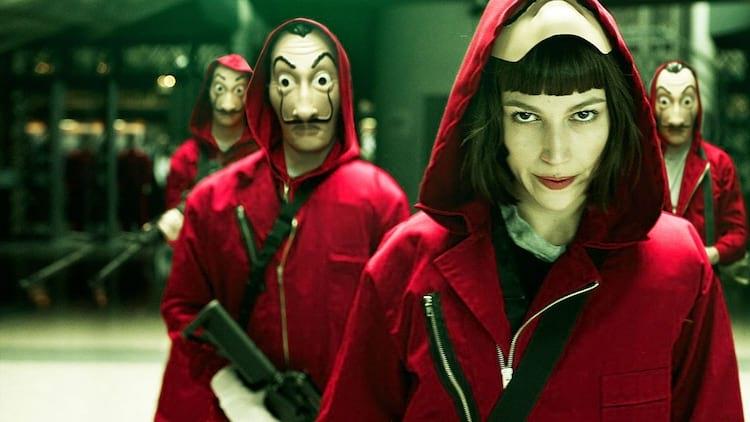 Grande sucesso da Netflix, La Casa de Papel não tem previsão de ganhar uma nova temporada. Amanhã, dia 6, inicia uma nova parte do seriado.