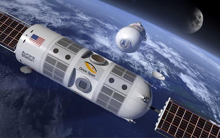 Viagem de 12 dias no espaço custa US$ 9,5 milhões por pessoa