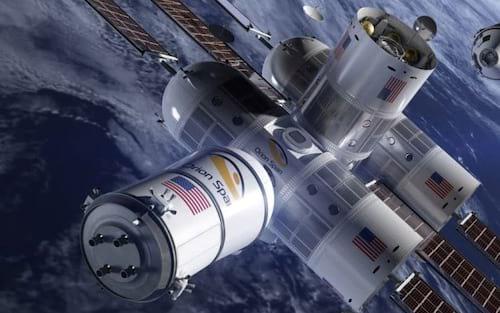 Primeiro hotel espacial de luxo já aceita reservas
