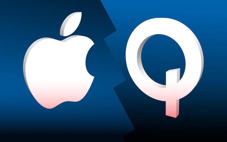Guerra sem fim! Apple e Qualcomm não conseguem entrar em acordo nem para escolher a data de julgamento que envolve ambas companhias.