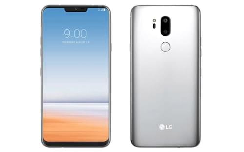 LG G7 ThinQ tem imagens vazadas com presença do notch
