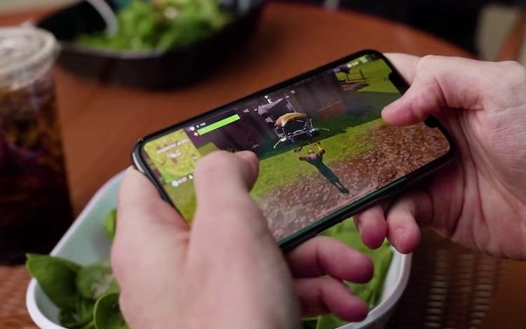 Fortnite já acumulou pequena riqueza com iOS.