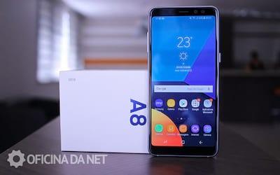 Review Galaxy A8 - Quase... [vídeo]