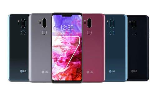LG G7 ThinQ é confirmado e virá em 5 cores diferentes