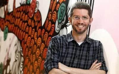 Entrevista sobre Design Gr�fico com Michel Lent