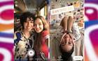 Instagram libera para stories efeito de fundo desfocado