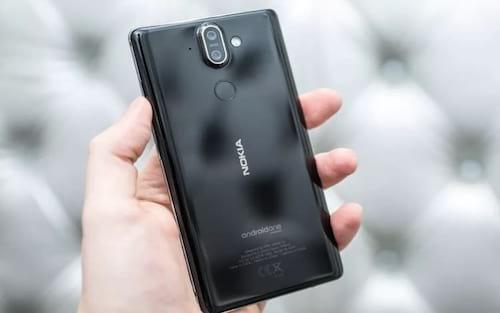 Nokia 8 Sirocco esgota em nova remessa na China