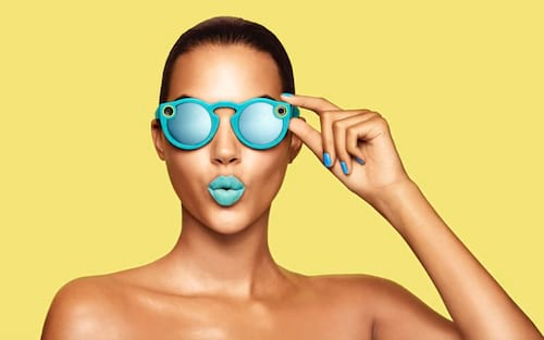 Nova versão dos óculos da Snap Inc. aparece em documentos da FCC