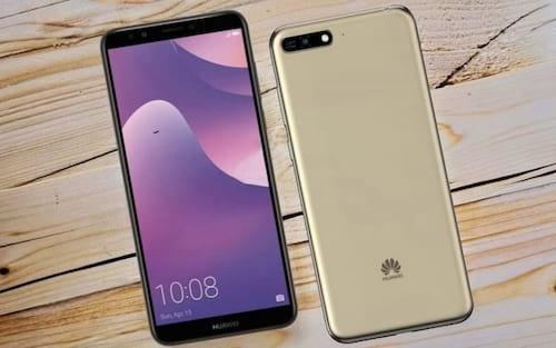 Huawei Y6 (2018) é anunciado oficialmente