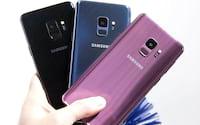 Galaxy S9 é apontado com problemas em tons escuros na tela
