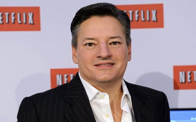 Ted Sarandos, CCO da Netflix.