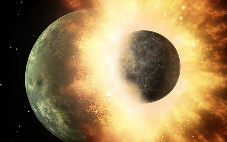 Escritor acredita na colisão do Planeta X com o planeta Terra