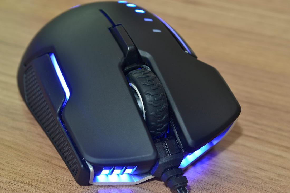 Review Corsair Glaive - Um ''grande'' mouse, em todos os sentidos