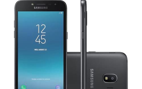 Samsung revela Galaxy J2 Pro, sem acesso à internet