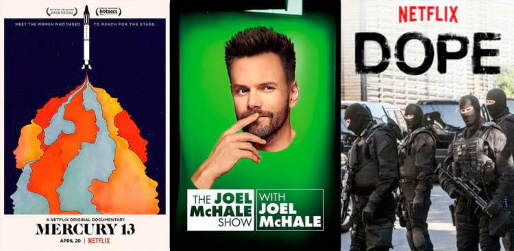 Novidades e lançamentos Netflix da semana (16/04 - 22/04)