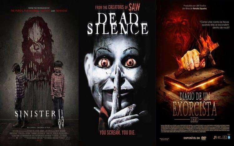 16 filmes de terror para assistir na Netflix