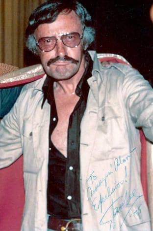 Stan Lee na Comic Con de 1975 (Foto: Wikimedia / Alan Light)