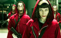 Netflix confirma produção da terceira temporada de La Casa de Papel