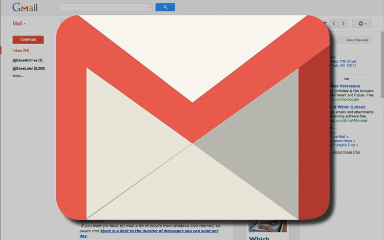 Conheça o novo design do e-mail para web do Gmail