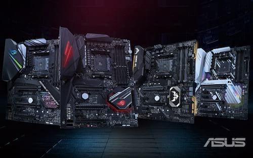 ASUS anuncia novas placas - mãe AMD série X470