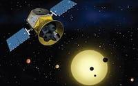 NASA lança telescópio caçador de exoplanetas